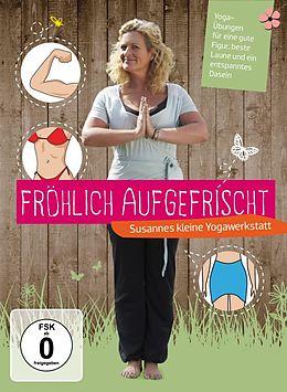 Fröhlich aufgefrischt - Susannes kleine Yogawerkstatt DVD