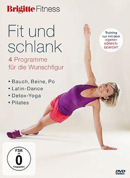 Brigitte Fitness - Fit und schlank ohne Geräte [Version allemande]