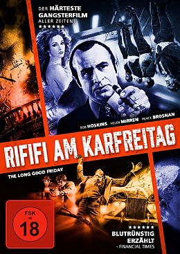 Rififi am Karfreitag - The Long Good Friday DVD
