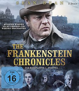 The Frankenstein Chronicles - 1. Staffel Blu-ray