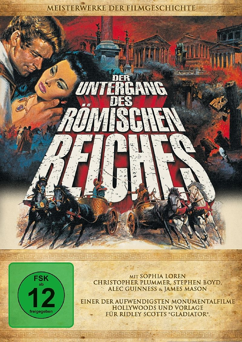 Der Untergang des Römischen Reiches - DVD - online kaufen | exlibris.ch