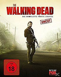 The Walking Dead - Staffel 5 Limited Uncut-Edition [Version allemande]