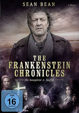 The Frankenstein Chronicles - Staffel 02 DVD