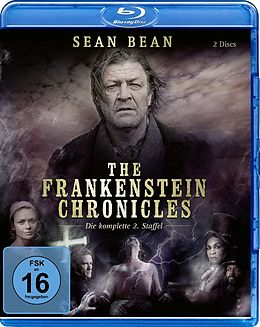 The Frankenstein Chronicles - 2. Staffel Blu-ray