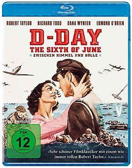 D-day -the Sixth Of June-zwischen Himmel Und Hölle Blu-ray
