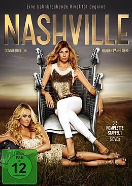 Nashville - Staffel 01 DVD