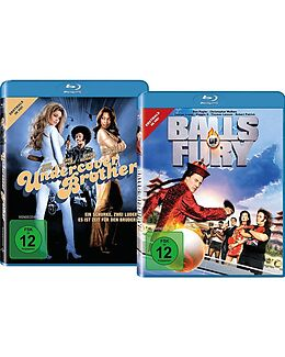 Balls Of Fury & Undercover Brother Blu-ray