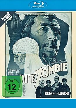 White Zombie Blu-ray