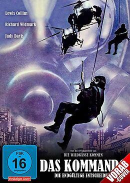 Das Kommando - Die endgültige Entscheidung DVD