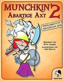 Munchkin 2 - Abartige Axt Erweiterung - Spiele Zubehör online ...