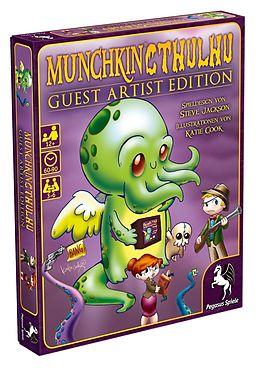 Munchkin Cthulhu, Katie Cook-Version (Spiel) - Klassische Spiele ...