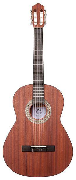 Instrumente+Zubehör Konzertgitarre Modell KG-1200 Grösse 7/8
