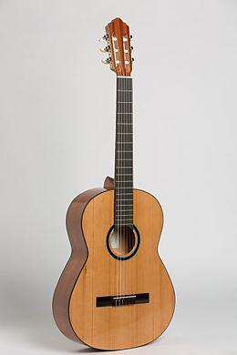 Instrumente+Zubehör Konzertgitarre Modell KG-2000 Grösse 3/4 offenporig