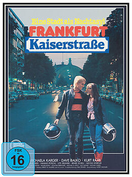 Frankfurt Kaiserstraße Limited Edition BLU-RAY + DVD