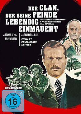 Der Clan, der seine Feinde lebendig einmauert Limited Uncut-Edition BLU-RAY + DVD