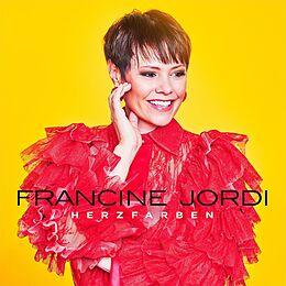 Francine Jordi CD Herzfarben - Meine Best Of