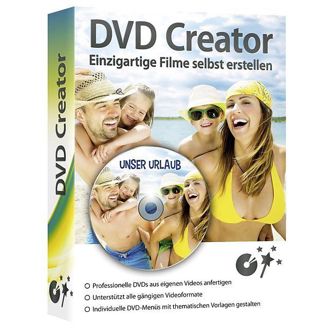 DVD Creator - Einzigartige Filme selbst erstellen [PC] (D) - PDF/OCR ...