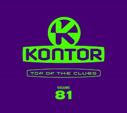 Various Artists CD Kontor Top Of The Clubs Vol. 81