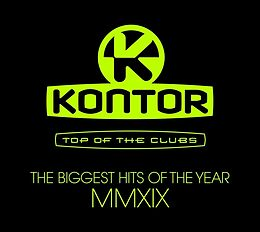 Various Artists CD Kontor Top Of The Clubs - The Biggest...