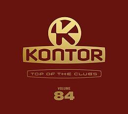Various Artists CD Kontor Top Of The Clubs Vol. 84