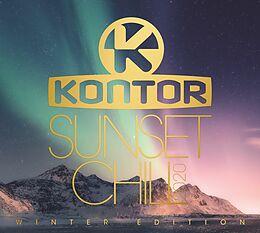 Various Artists CD Kontor Sunset Chill 2020 - Winter