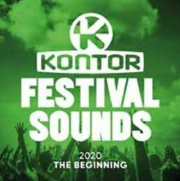 Various Artists CD Kontor Festival Sounds 2020-beginning