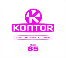 Various Artists CD Kontor Top Of The Clubs Vol. 85