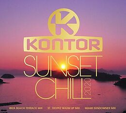 Various Artists CD Kontor Sunset Chill 2020