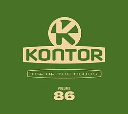Various Artists CD Kontor Top Of The Clubs Vol. 86