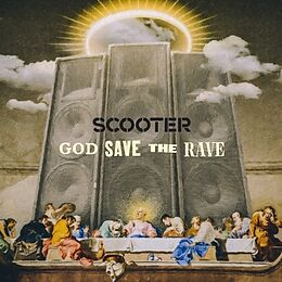 Scooter CD + Merchandising God Save The Rave (box)