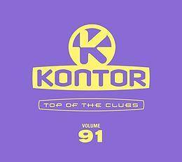Various Artists CD Kontor Top Of The Clubs Vol.91