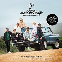 Various Artists CD Sing Meinen Song - Vol.7 Deluxe