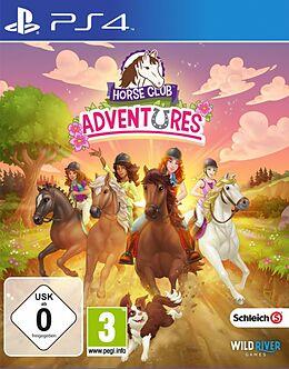 Horse Club Adventures [PS4] (D) als PlayStation 4-Spiel
