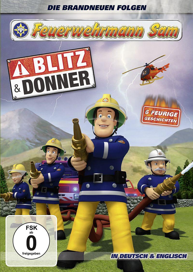 Feuerwehrmann Sam Blitz Und Donner Dvd Online Kaufen Ex Libris