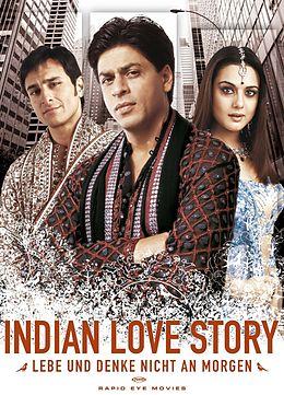 Indian Love Story - Lebe und denke nicht an morgen DVD