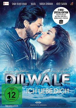 Dilwale - Ich Liebe Dich - Limited