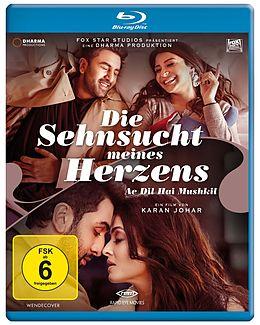 Die Sehnsucht Meines Herzens Blu-ray