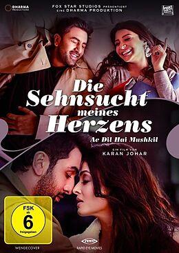 Die Sehnsucht meines Herzens - Ae Dil Hai Mushkil DVD