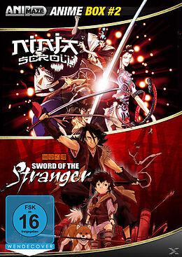 Ninja Scroll & Sword of the Stranger DVD