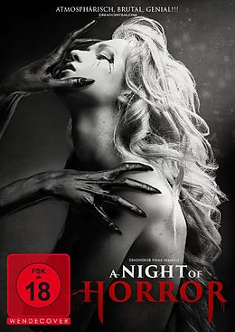 A Night of Horror DVD