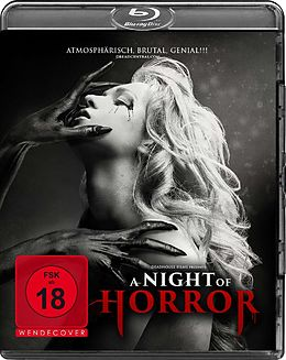 A Night Of Horror Blu-ray