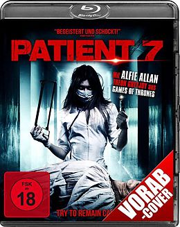 Patient 7 Blu-ray