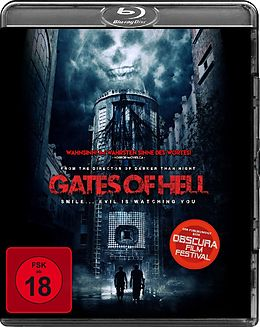 Gates Of Hell Blu-ray