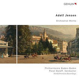 Orchestral Works By Adolf Jensen