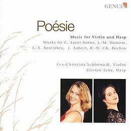 Eva-Christina SCHOENWEISS,Kirsten ECKE CD Poésie