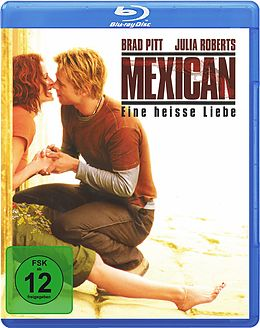 The Mexican Blu-ray