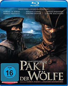 Pakt Der Wölfe Blu-ray