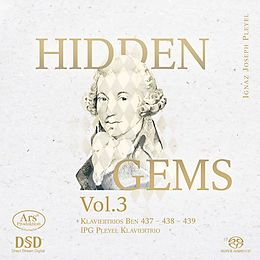 Hidden Gems Vol.3-Sonaten Ben 437-439