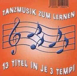 Diverse CD Tanzmusik Zum Lernen 1