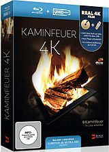 Kaminfeuer 4k - Limited Edition